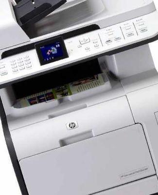 HP Color LaserJet CM2320nf Multifunction