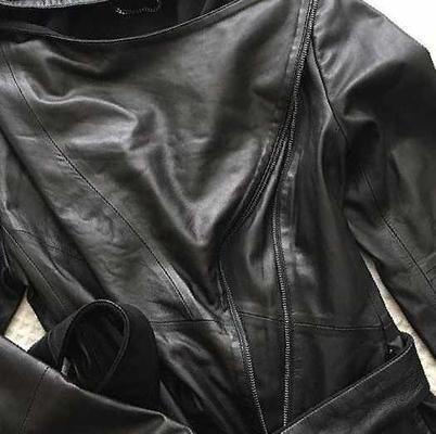 Купить Кожаную Куртку Италия Barracuda